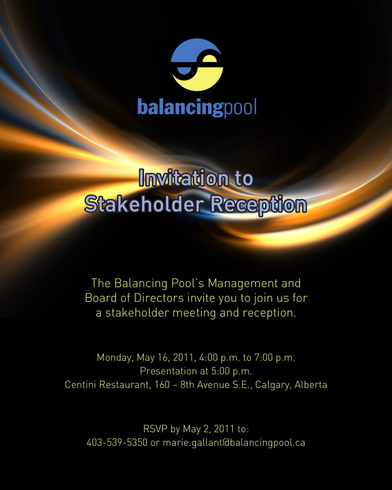 News Release 2011 BP Invite